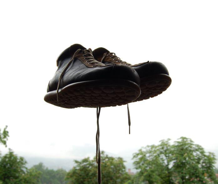 scarpe camper volanti