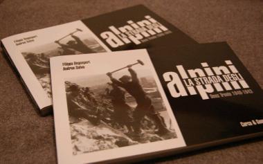 la storia degli alpini