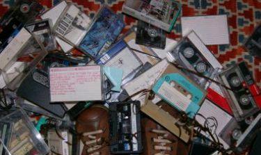 compact cassette basf